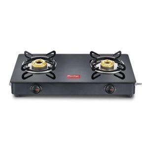 Prestige Magic 2 burner gas stove
