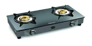 Sunflame gas stove 2 burner